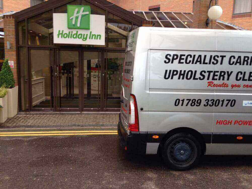 Commercial Carpet Cleaning Leamington Spa