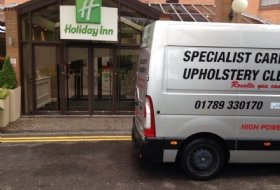 Carpet Cleaning in Leamington Spa